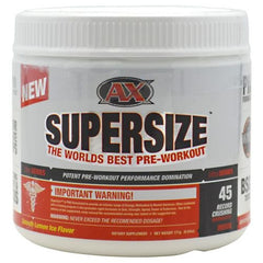 Athletic Xtreme Ultra Series SuperSize Lemon Ice - 45 Servings - 791851111501