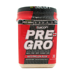 iSatori Pre-Gro - Watermelon Rush - 30 Servings - 883488003745