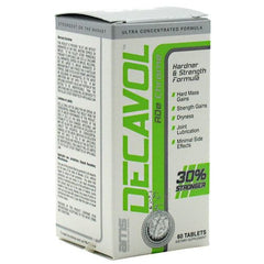 Advanced Muscle Science Decavol RDe - 60 Tablets - 893461001842