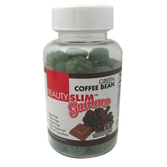 BeautyFit Gummy Green Coffee Bean - Moca Coffee - 50 ea - 852128005685