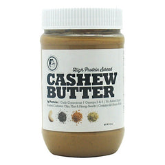 Manbake High Protein Spread - Cashew Butter - 16.8 oz - 804551754951