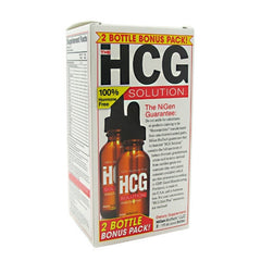 Basic Research HCG Solution - 1 fl oz - 855080003119