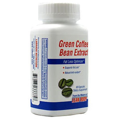 Labrada Nutrition Green Coffee Bean Extract - 60 Capsules - 710779333758