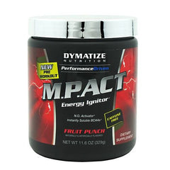 Dymatize Performance Driven M.P.ACT Caffeine Free - Fruit Punch - 30 Servings - 705016170128