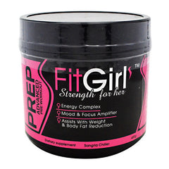 Fit Girl Prep - Sangria Chiller - 40 Servings - 895524000618