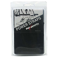 Flexsports International Power Straps - Black -   - 718774331304