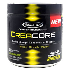 MuscleTech Concentrated Series CreaCore - Lemon Lime - 80 Servings - 631656703375