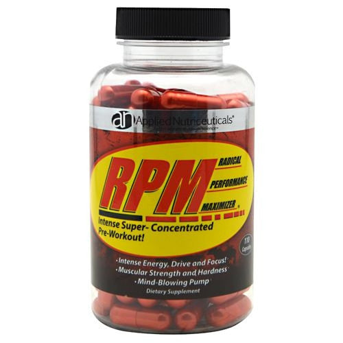 Applied Nutriceuticals RPM - 110 Capsules - 689076895965