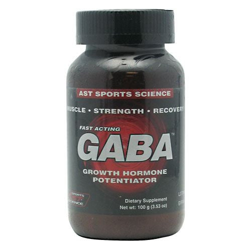 AST Sports Science GABA - 100 g - 705077000440