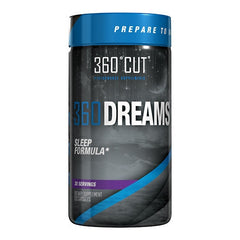 360Cut 360Dreams - 120 Capsules - 793573219756