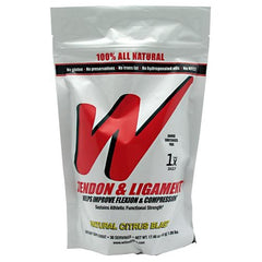 Weider Health and Fitness Tendon & Ligament - Natural Citrus Blast - 30 Servings - 796502504473