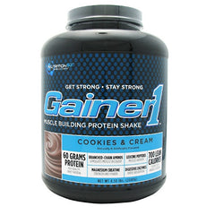 Nutrition53 Gainer1 - Cookies and Cream - 4.5 lb - 810033012020