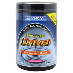 MRM Driven - Mixed Berries - 28 Servings - 609492730220