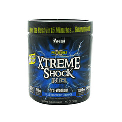 Advance Nutrient Science Pro-Series Xtreme Shock N.O. - Blue Raspberry Lemonade - 34 Servings - 689570407077