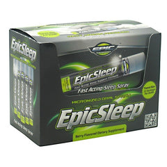 Epic Performance Epic Sleep - Berry - 10 Bottles - 700598693799