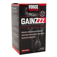 Force Factor GainZzz - 60 Capsules - 818594011940