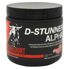 Betancourt Nutrition D-Stunner Alpha - Cherry Icy - 25 Servings - 857487005109