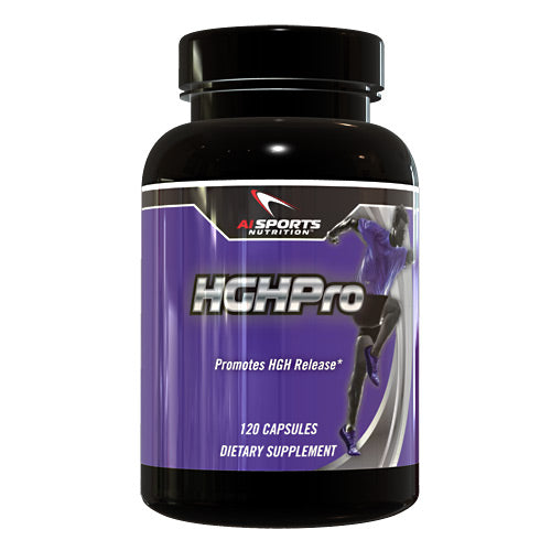 AI Sports Nutrition HGH Pro - 120 Capsules - 804879228035