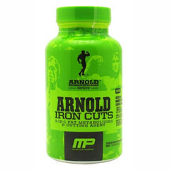Arnold By Musclepharm Iron Cuts - 90 Capsules - 696859258428