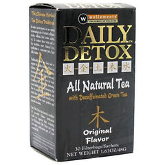 Daily Detox Daily Detox Herbal Tea - Original - 30 ea - 856102003018