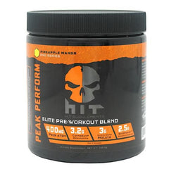 HiT Supplements Peak Perform - Pineapple Mango - 45 Servings - 793573882967