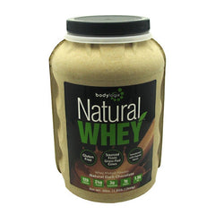BodyLogix Natural Whey - Natural Dark Chocolate - 1.85 lb - 694422031072
