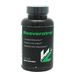 Live Long Nutrition Elite Series Resveratrol - 100 ea - 804879134268