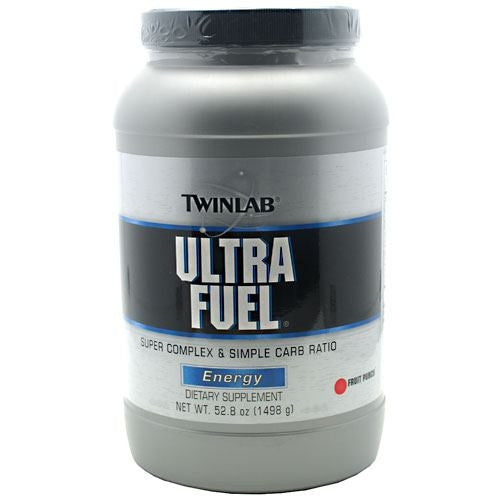 TwinLab Energy Ultra Fuel - Fruit Punch - 52.8 oz - 027434001274