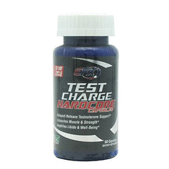 All American EFX Test Charge Hardcore - 60 Capsules - 737190002407