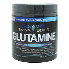 Genomyx Glutamine - Unflavored - 40 Servings - 040232082504