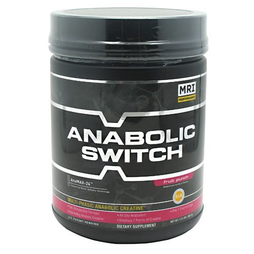MRI Anabolic Switch - Fruit Punch - 2 lb - 633012620210