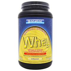 MRM All Natural Whey - Natural - 2.03 lb - 609492720009