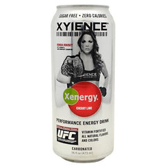Xyience Xenergy - Cherry Lime - 12 Cans - 842885098037