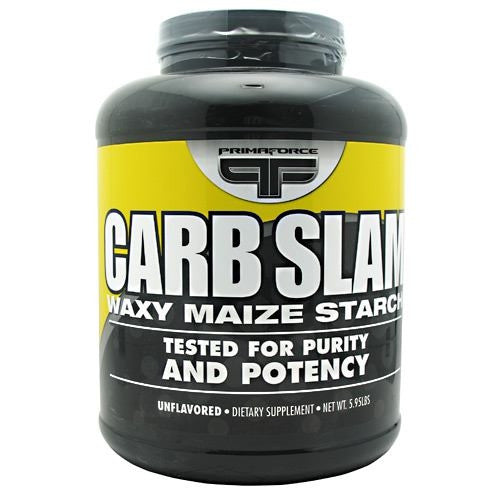 Primaforce Carb Slam - Unflavored - 6 lb - 811445020085
