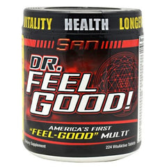 SAN Dr. Feel Good! - 224 Tablets - 672898440109