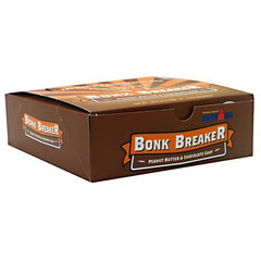 Bonk Breaker Bonk Breaker Energy Bar - Peanut Butter & Chocolate Chip - 12 ea - 094922655639