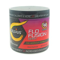 Celsius Flo Fusion - Berry - 40 Servings - 889392088090
