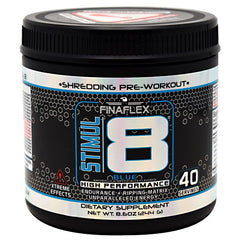 Finaflex High Performance Stimul8 - Blue - 40 Servings - 689466777642