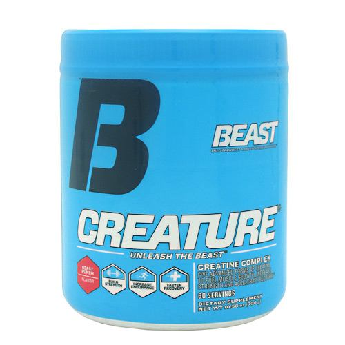 Beast Sports Nutrition Creature - Beast Punch - 60 Servings - 631312801919