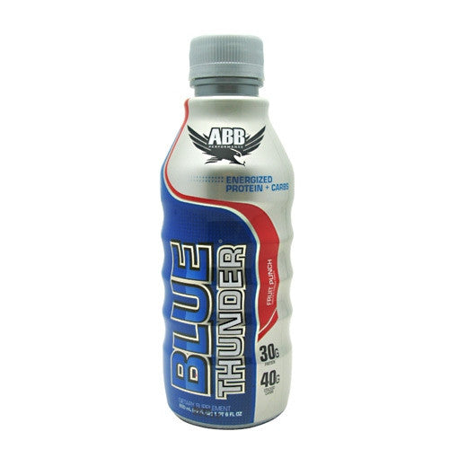 ABB Blue Thunder - Fruit Punch - 12 Bottles - 00045529888166