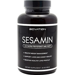 Scivation Sesamin - 90 ea - 181030000588