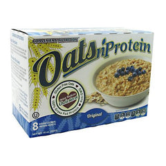 Convenient Nutrition Oats n Protein - Original - 8 ea - 860383000017