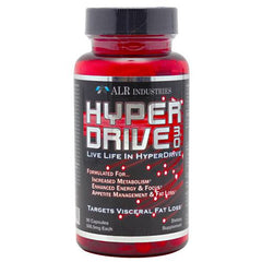 Alr Industries Hyperdrive 3.0+ - 90 Capsules - 094922534743