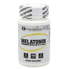 Applied Nutriceuticals Melatonin - 100 Tablets - 854994004212