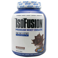 Gaspari Nutrition Isofusion - Milk Chocolate - 3 lb - 646511003644