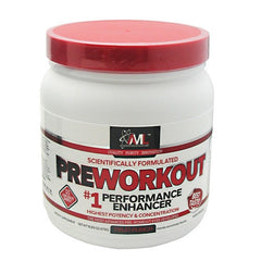 Advanced Molecular Labs Preworkout - Fruit Punch - 20 Servings - 040232175374