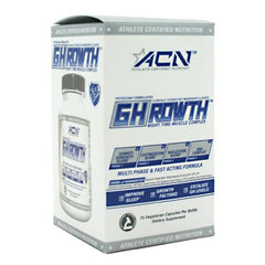Athlete Certified Nutrition GHrowth - 75 Capsules - 700220027992