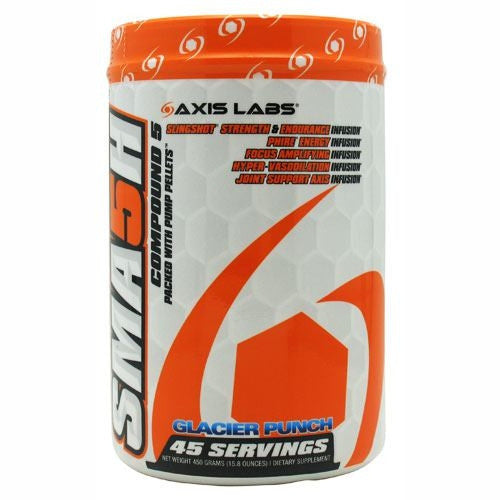 Axis Labs Sma5h Compound 5 - Glacier Punch - 45 Servings - 689076414166
