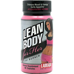 Labrada Nutrition Lean Body For Her Fat Burner - 60 Capsules - 710779333772