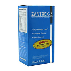 Basic Research Zantrex-3 - 84 Capsules - 681168407025